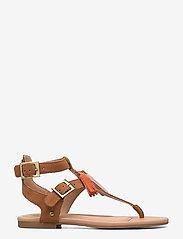 UGG - W Lecia - platte sandalen - chestnut - 1