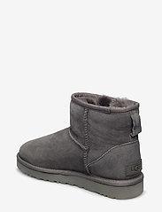 UGG - W Classic Mini II - flat ankle boots - grey - 2