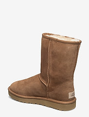 UGG - W Classic Short II - flat ankle boots - chestnut - 2