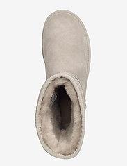 UGG - W Classic Short II - flat ankle boots - goat - 3