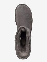 UGG - W Classic Short II - flade ankelstøvler - grey - 3