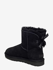 UGG - W Mini Bailey Bow II - flat ankle boots - black - 2