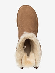 UGG - W Mini Bailey Bow II - flat ankle boots - chestnut - 3