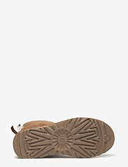 UGG - W Mini Bailey Bow II - flat ankle boots - chestnut - 4