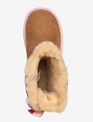 UGG - K Bailey Bow II - bottes d'hiver - che / pink azalea - 3