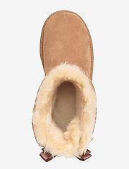 UGG - K Bailey Bow II - bottes d'hiver - chestnut - 3