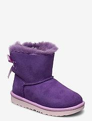 UGG - T Mini Bailey Bow II - bottes d'hiver - violet bloom - 0