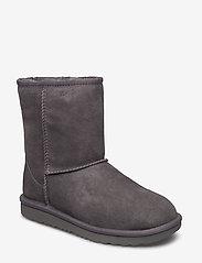 UGG - K Classic II - støvler - grey - 0
