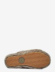 UGG - W Fluff Yeah Slide - platte sandalen - burnt olive - 4