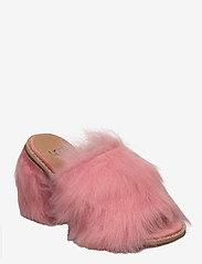 UGG - W Rosa Fluff Heel - muiltjes & instappers - lantana - 0