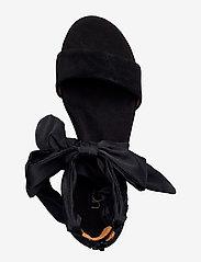 UGG - W.Trina - espadrilles med hæl - black - 3