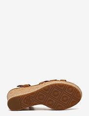 UGG - W Melissa - espadrilles med hæl - chestnut - 4