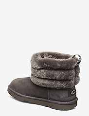 UGG - K Fluff Mini Quilted - bottes d'hiver - charcoal - 2