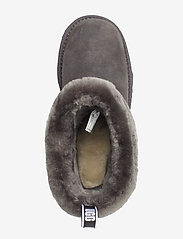 UGG - K Fluff Mini Quilted - bottes d'hiver - charcoal - 3
