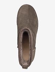 UGG - W Classic Femme Mini - flade ankelstøvler - slate - 3