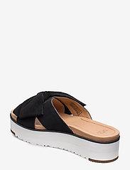 UGG - W Joanie - platte sandalen - black - 2