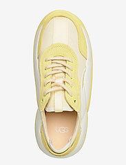 UGG - W LA Cloud Low - lage sneakers - quinoa/margarita/wht - 3
