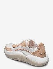 UGG - W LA Cloud Low - sneakersy niskie - wht/bronz/peach fuzz - 2