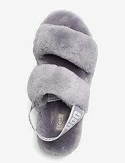 UGG - W Oh Yeah - platte sandalen - soft amethyst - 3