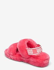 UGG - W Oh Yeah - platte sandalen - strawberry sorbet - 2