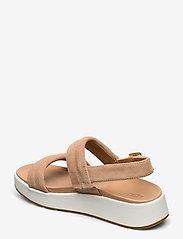 UGG - Lynnden - platte sandalen - bronzer - 2