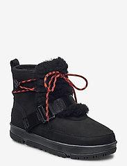 UGG - W Classic Weather Hi - flade ankelstøvler - black - 0