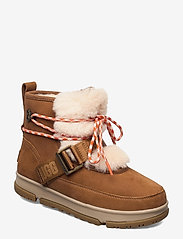 UGG - W Classic Weather Hi - flat ankle boots - chestnut - 0