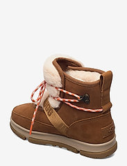 UGG - W Classic Weather Hi - flat ankle boots - chestnut - 2