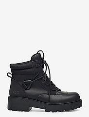 UGG - W Tioga Hiker - flade ankelstøvler - black - 1