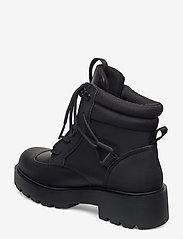 UGG - W Tioga Hiker - flade ankelstøvler - black - 2