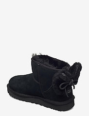 UGG - W Classic Mini Bow - flat ankle boots - black - 2