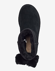 UGG - W Classic Mini Bow - flat ankle boots - black - 3