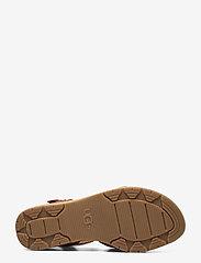 UGG - W Trisha - platte sandalen - chestnut suede - 4