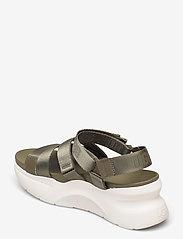 UGG - W LA Shores - platte sandalen - burnt olive - 2
