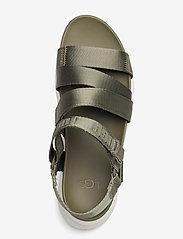 UGG - W LA Shores - platte sandalen - burnt olive - 3