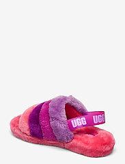 UGG - Fluff Yeah Slide - schuhe - pp rainbow - 2
