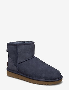 W Classic Mini II - talon bas - navy
