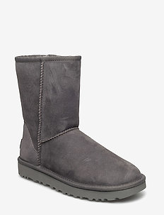 W Classic Short II - flat ankle boots - grey