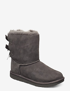 K Bailey Bow II - winter boots - grey