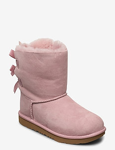 K Bailey Bow II - bottes d'hiver - pink crystal