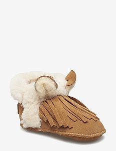 I. Darlala Erin - vinter boots - chestnut