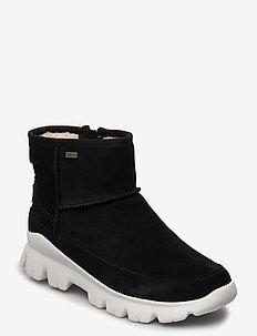 W Palomar Sneaker - flade ankelstøvler - black