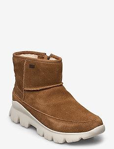 W Palomar Sneaker - flade ankelstøvler - chestnut