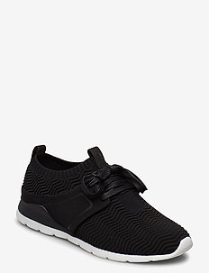 W Willows - sneakersy niskie - black