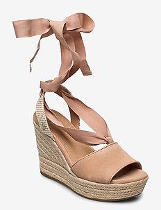 W.Shiloh - heeled espadrilles - arroyo
