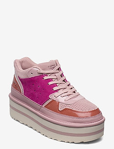 W Cl Pop Sneaker - chunky sneakers - pink crystal