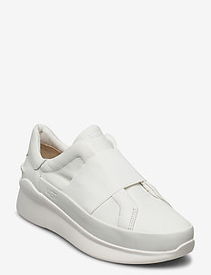 W Libu - baskets slip-on - white