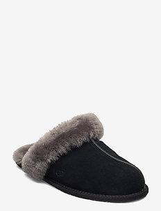 Scuffette II - inneskor - black grey