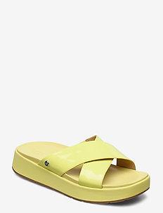 W Emily - platta sandaler - margarita