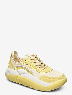 W LA Cloud Low - lage sneakers - quinoa/margarita/wht